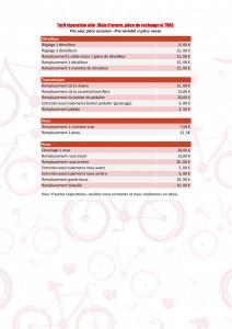 Atelier vélo - Tarifs 2017 (page 2)